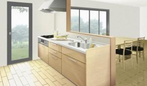 キッチン:I型2550