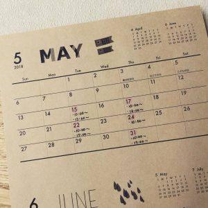 ハウスクリア岡山 5月6月ハーバリウムワークショップスケジュール